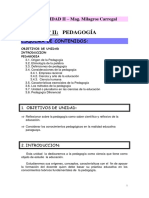 11. Modulo Pedagogia