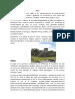 Pueblo Maya,Xinca,Garifuna,Ladino
