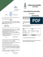 """2011 6 SETTEMBRE GIUNTA N 90 Approvazione Del Certificato Di Collaudo, Per i Lavori Di """"Collegamento Sistema"""