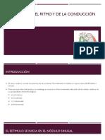 Fisiopatologia Trastornos Del Ritmo y de La Conducción Cardiaca