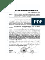 REITERA MEM.MULT.N°07-2019-III MRP-LL. CUMPLIR ESTRICTAMENTE CON EL CEREMONIAL Y PROTOCOLO.- MANUAL ADJUNTO. (1)