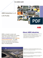 01 ABB Industries LVS Profile