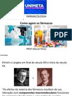 Aula 4 Como Os Farmacos Agem (1)