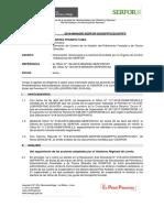 Informe- Respuesta a Oci Betania