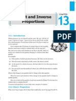13_Direct and Indirect Proportions