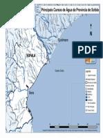 Principais Cursos de Agua da Província de Sofala