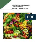 FRUTAS y Verduras-componentes