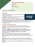 Introduccion a La Metrologia Unidad i 1