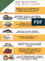 Poster Habitos de Estudio