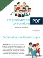 Pricipales Tipos de Consumidores PDF