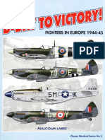 From D-day to Victory (Classic Warbirds) Fighters in Europe 1944-45