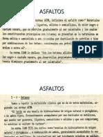 Asfaltos Clase 1