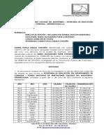 Reclamacion Administrativa Sancion Moratoria Maria Auxiliadora Tafur