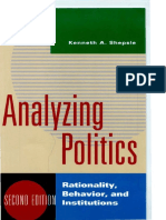 SHEPSLE, Keneth - Analyzing Politics- Rationality, Behavior and Institutions.pdf