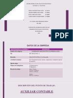 Informe Final Ergonomia