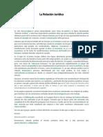 La Relación Jurídica.docx