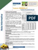 informe FINALde membrillo al  2014.pdf