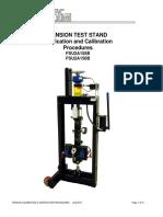 160 FSU2A.tension.calibration.manual 12-06-25