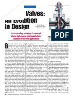 Control Valves an Evolution in Design_CE_Aug 2012