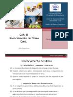 03 - Licenciamento de Obras 25.02.19