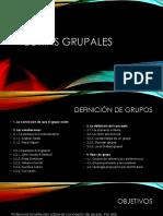 1.-Definicion de Grupo