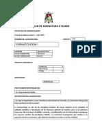 Farmacologia 1 - Universidad de Cuenca