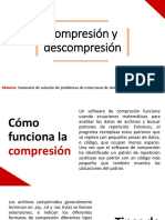 Compresión y Descompresión