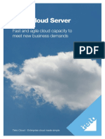 Tieto Cloud Server White Paper April 2015