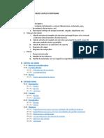 Requerimiento Para Informe Cantilever INTERBANK
