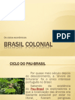 Brasil Colonial PPT
