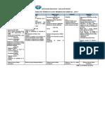 5097-Planificacion 1RA Semena MARZO 2019-Primaria