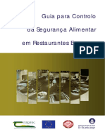 Restaurantes Guia HACCP