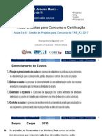 Canal Muniz - TRE-RJ2017 - Gestão de Projetos - Aulas 5 e 6  ALUNOS.pptx.pdf