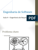 Aula 5 - Engenharia de Requisitos