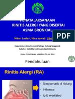 1.Penatalaksanaan Rinitis, Stivina