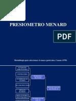04f - Presiometro - Gato Goodman
