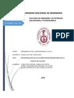Cuenca Talara( Informe)