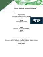 Unidad 1. Generalidades y Alcance Del Análisis Del Ciclo de Vida