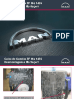 Apresentação ZF 16 s Desmontagem e Montagem