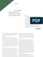 Desarrollo Tecnológico Para La Agricultura Familiar. Experiencias de Innovación Social