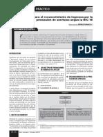 Pautas para el reconocimiento de ingresos por la nic 18.pdf