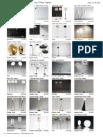 Designconnected Catalog Lighting Floor Lights