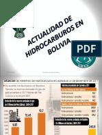Actualidad de Hidrocarburos en Bolivia
