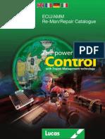 ECU Catalogue
