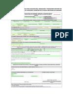 Instructivo Para Llenado de Formulario Inhumación 05032018