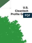 US Cleantech Profile Guide