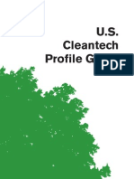 US Cleantech Profile Guide