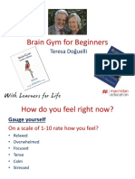 Brain Gym for Beginners