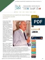 A Impressionante Psicografia de Juvanir Borges, Ex-presidente Da FEB - Sociedade Espírita Nova Era - Blumenau - Santa Catarina - SC