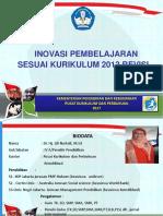 1. Inovasi Pembelajaran sesuai K.13.ppt